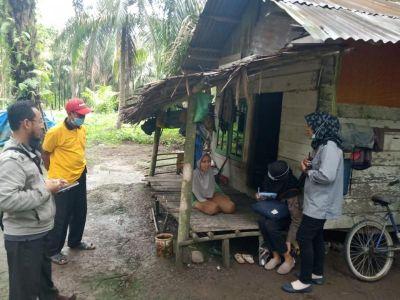Dinas PMD Inhil Dampingi BPKP Perwakilan Provinsi Riau Audit BLT-DD
